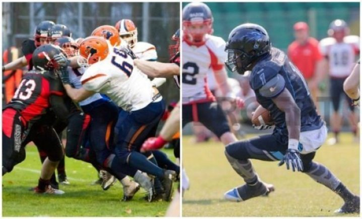 IFAF Europe - Lions-Panthers 2016 preview - 2pic
