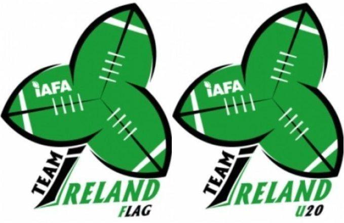 Ireland - Team Ireland logos - Flag+U20