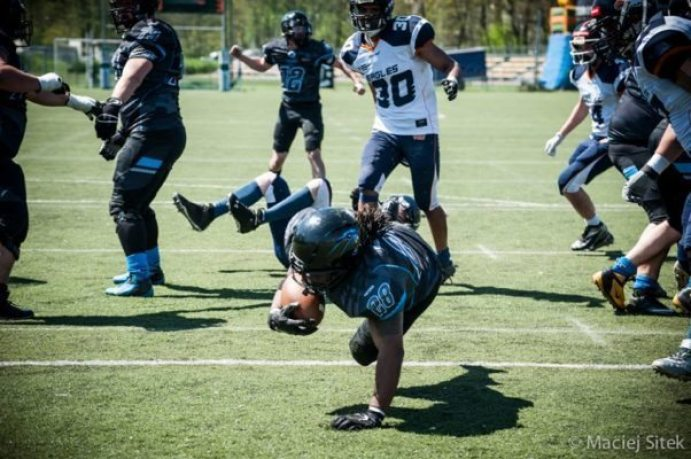 Poland - Panthers-Eagles 2016.4