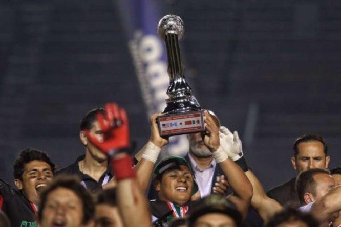 FISU - Mexico-USA championship photo.2