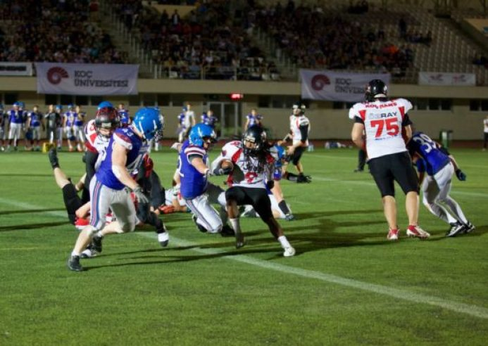 Turkey - Rams-Sultans 2016 title game