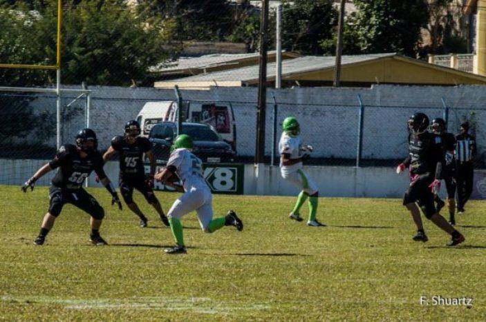 Brazil - Paraná HP runningback, Jefferson Lourenço