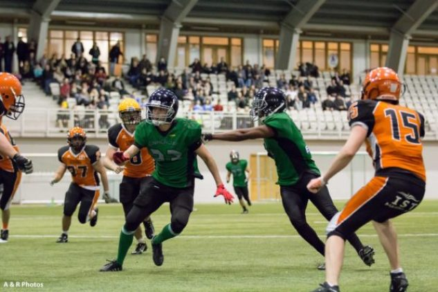 Iceland - action verus Seahawks 2016