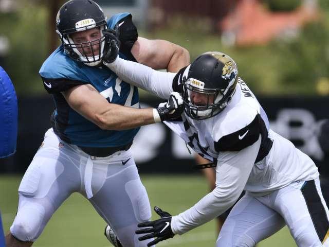 NFL - Bjoern Werner - Jaguars