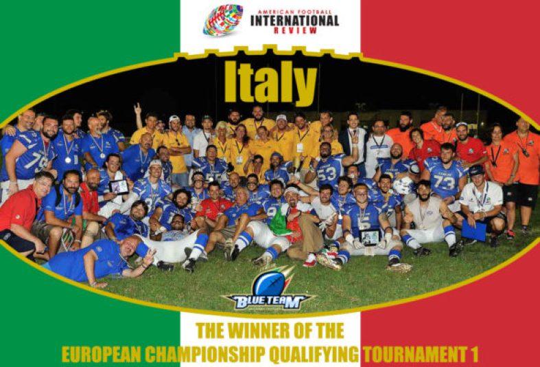 04 settembre 2016 / c/o Stadio Comunale G. Teghil - Viale Europa 142 - Lignano Pineta (UD) Italy / Football Americano - IFAF - CAMPIONATI EUROPEI di FOOTBALL AMERICANO Torneo di Qualificazione - Finalissima 1/2 posto Blue Team Italia Vs. Serbia / © 2016 Ph. Luca Nava. All Right Reserved / lucafoto@alice.it / www.lucanava.com / www.nikonphotographers.it/lucanava