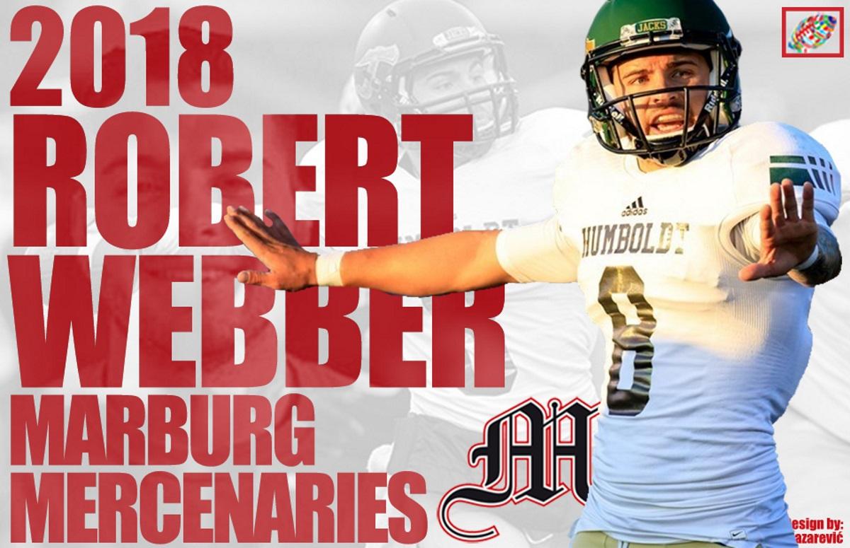 Robert Webber Football