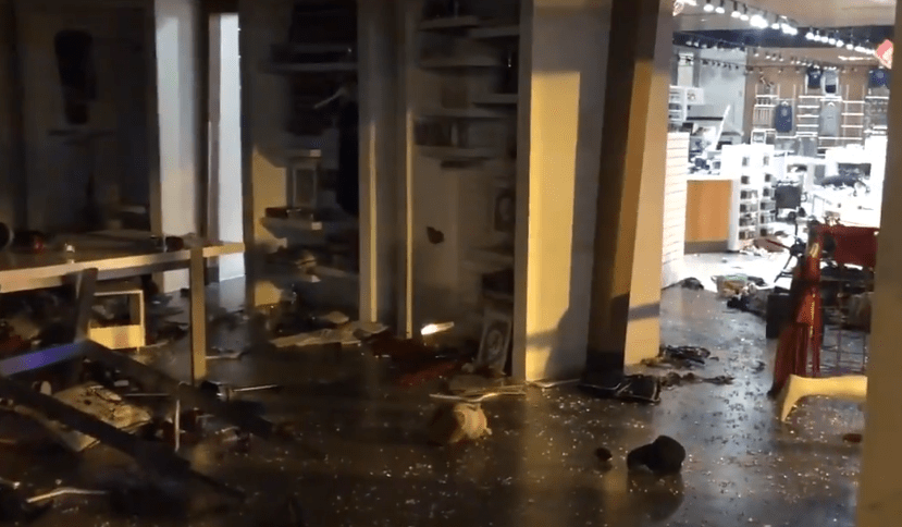 Atlanta Mayor Denounces Violent Protests: 'This Is Chaos… You Are Disgracing This City'