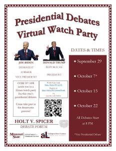 Missouri State Debatewatch