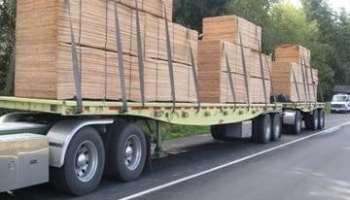 Flatbed Lumber
