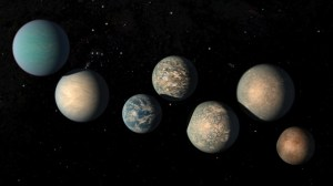 """TRAPPIST-1 system hosts seven """"Earth"""" planets"""