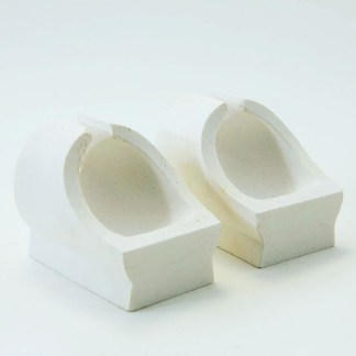 Standard Slotted Type Crucible Casting