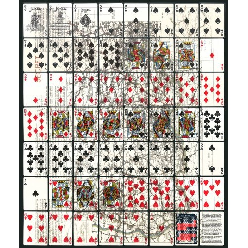This Is How POWs Got Playing Cards With Secret Escape Maps
