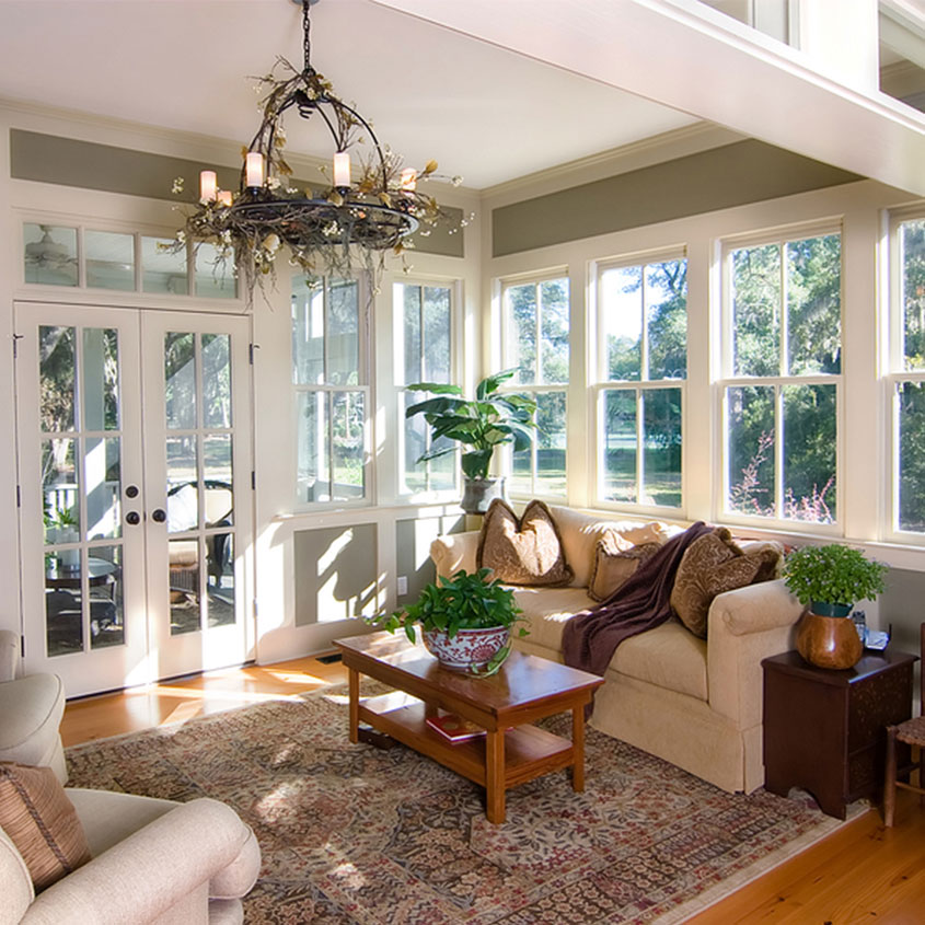 Vinyl Double Hung Replacement Windows