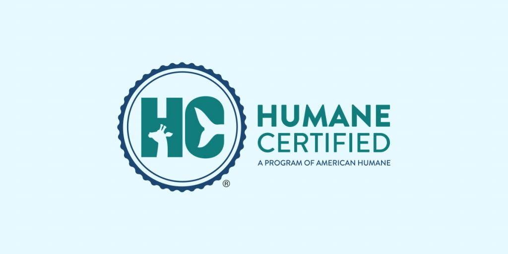 Support For Humane Certified Institutions Following Travel