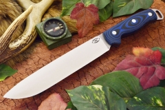 akc denali a2 blue and black g10 matte 369.95