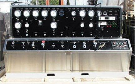 TSH-106 Universal Hydraulic Test Stand w/ Pump Test Drive