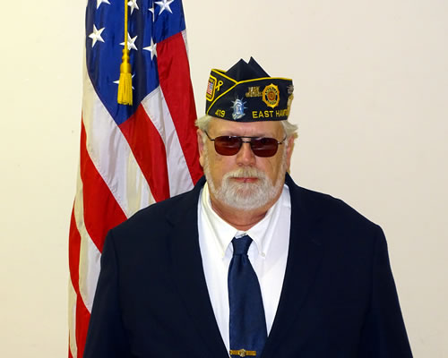 Lee O'Toole, 3rd Vice Commander