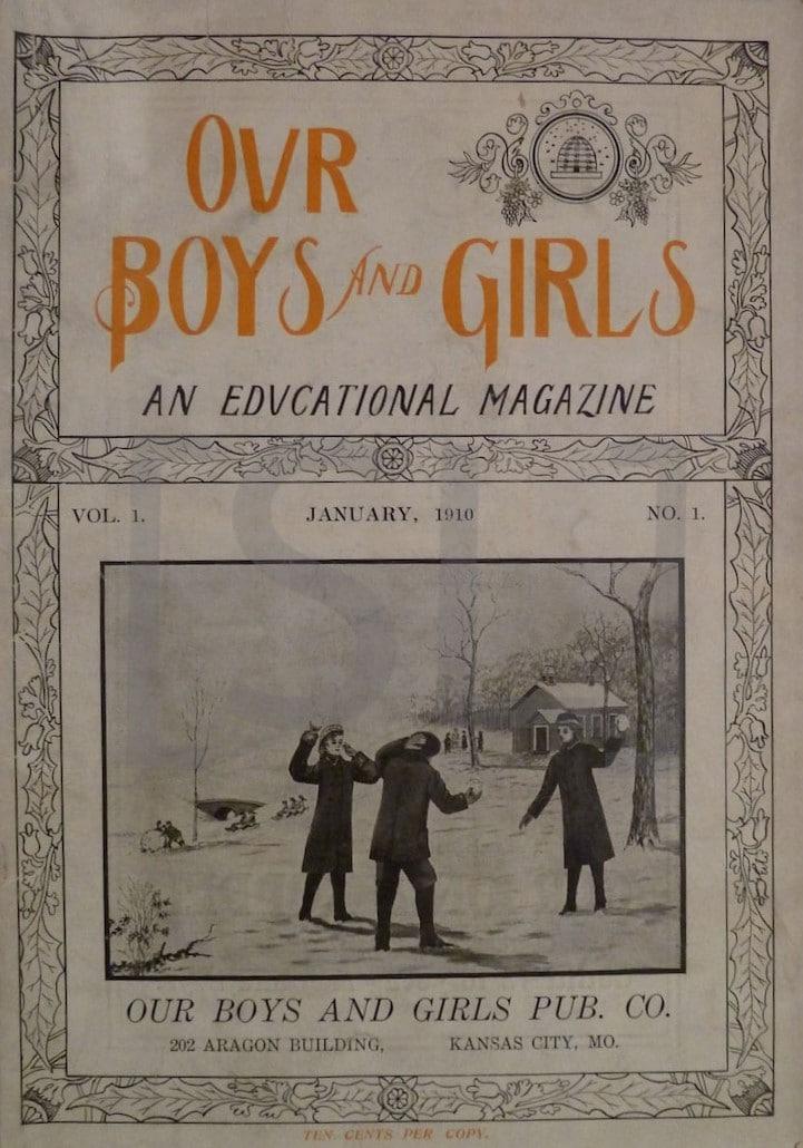 Educational Magazines Girls