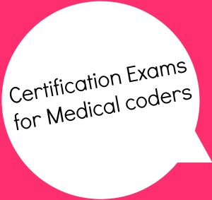 Basic Certification exams to become Certified Professional Coder