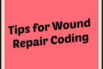 wound repair cpt codes