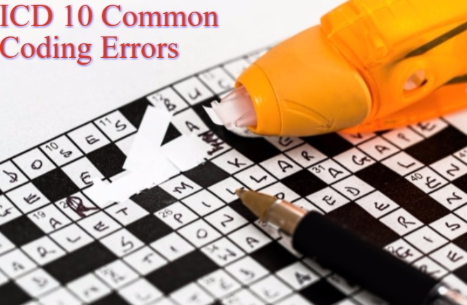 Top Common Mistakes with ICD 10 Codes