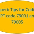 CPT code 79001 and 79005