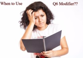Common Doubts about Q6 Modifier You Should Clarify