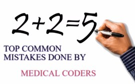 Top 5 coding errors done by Medical Coders