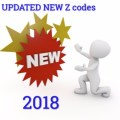 New Updated ICD 10 Z codes for 2018