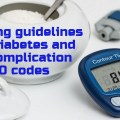 ICD 10 Coding Guidelines for Diabetes and its Complications