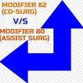 Modifier 62 vs 80: When to use the correct one