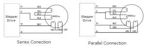 Leadshine 86HS85 2Phase NEMA 34 Stepper Motor