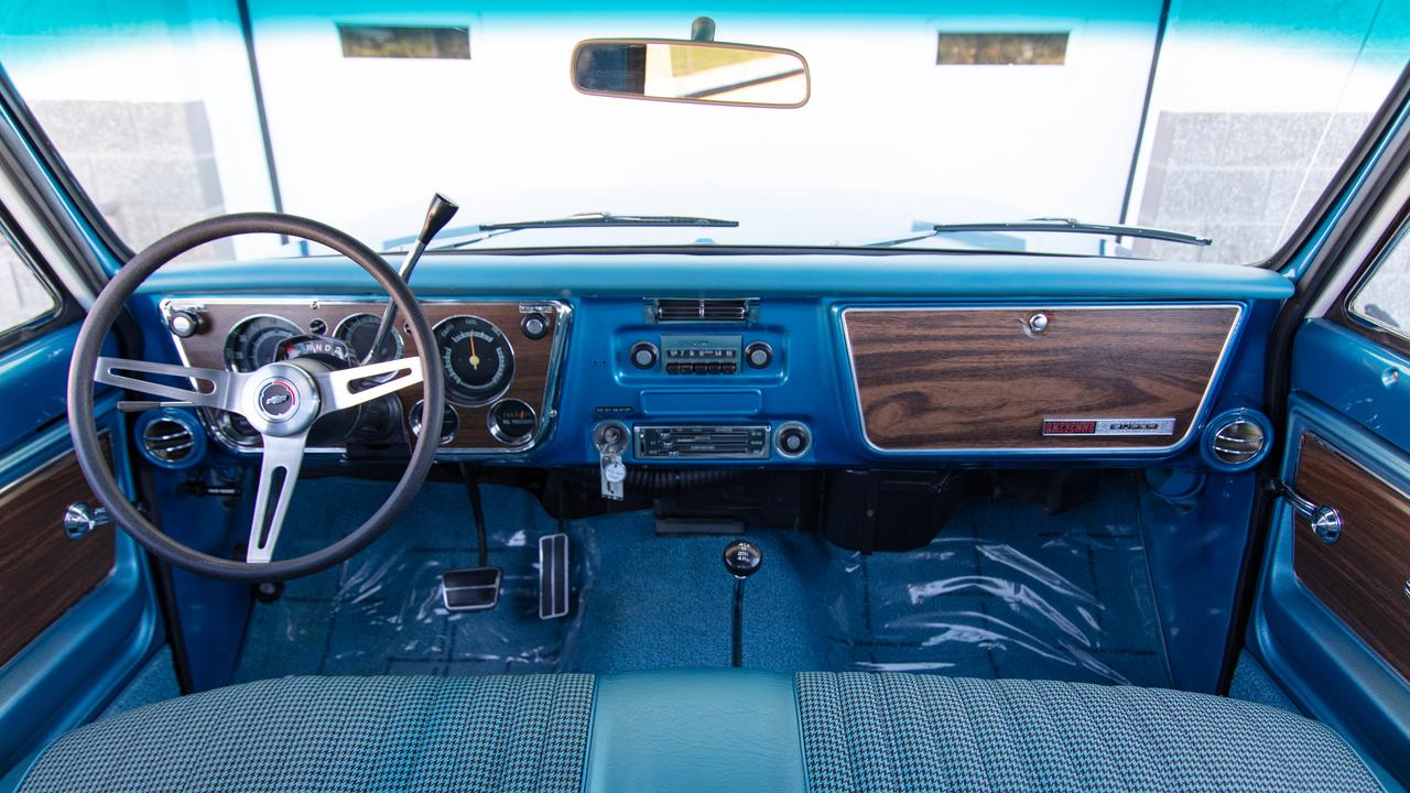 1972 Chevrolet Cheyenne Super 4x4 Pickup C10 1 2 Ton