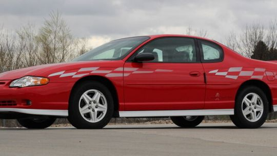 2000 Chevrolet Monte Carlo SS Indy Pace Car