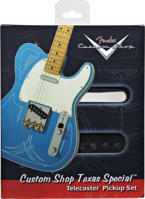 Fender Texas Special Tele Pickups Set Of 2
