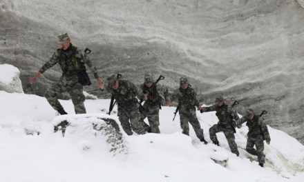 China builds mountain base in Afghanistan to aid Afghan Government