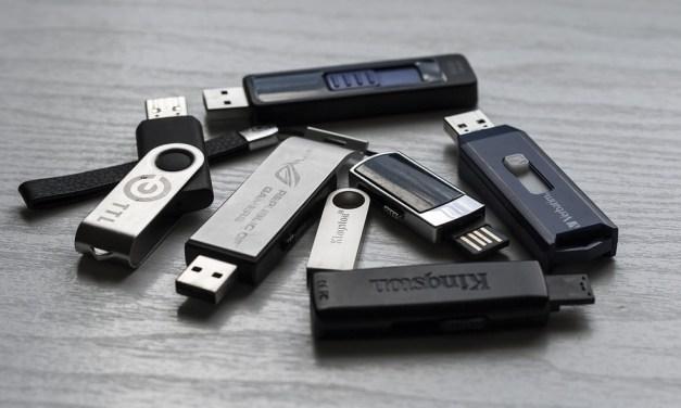 How to Use Encrypted USB Memory Sticks