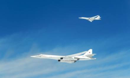 Russia deploying nuclear capable bombers to Venezuela