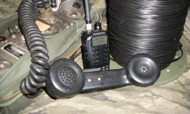 Field Phones!