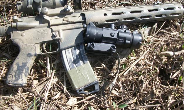 Primary Arms 2.5 Prism Scope: High Quality, High Value