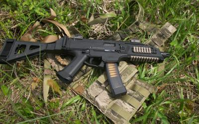 Subgun Perfection: CZ Scorpion Evo