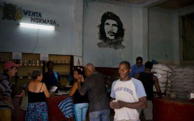 Amid shortage, Cuba to increase food rationing