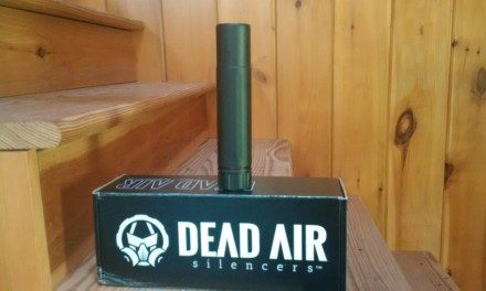 Dead Air Sandman-S Suppressor Review