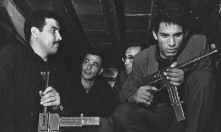 Inside the Left: The Battle Of Algiers