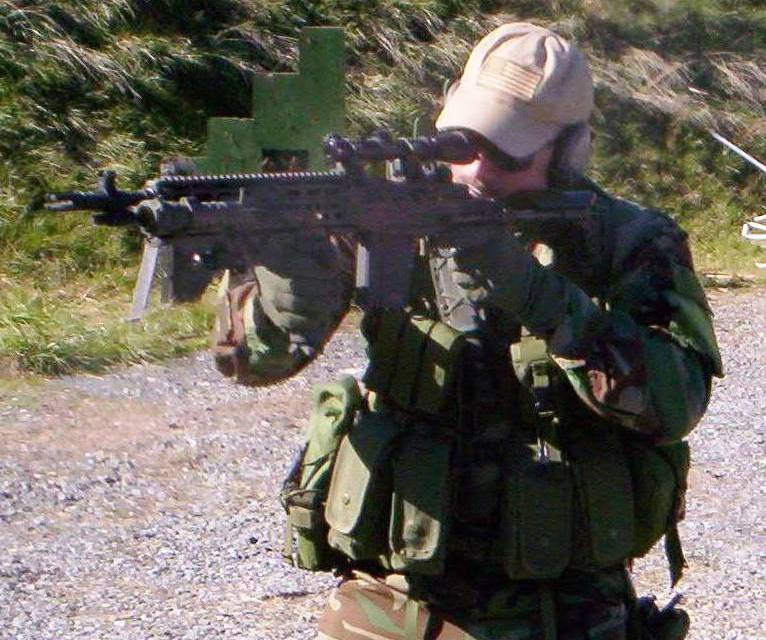 Firearms For Freedom And Forage-Part 1, Long Guns For Defense