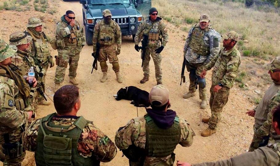 A Call For Aid: Arizona Border Recon