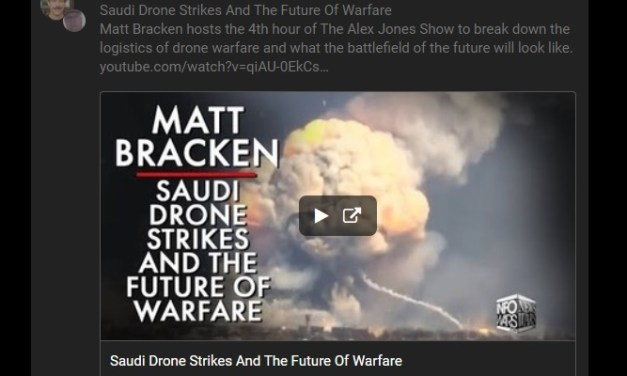 SAUDI DRONE STRIKES AND THE FUTURE OF WARFARE