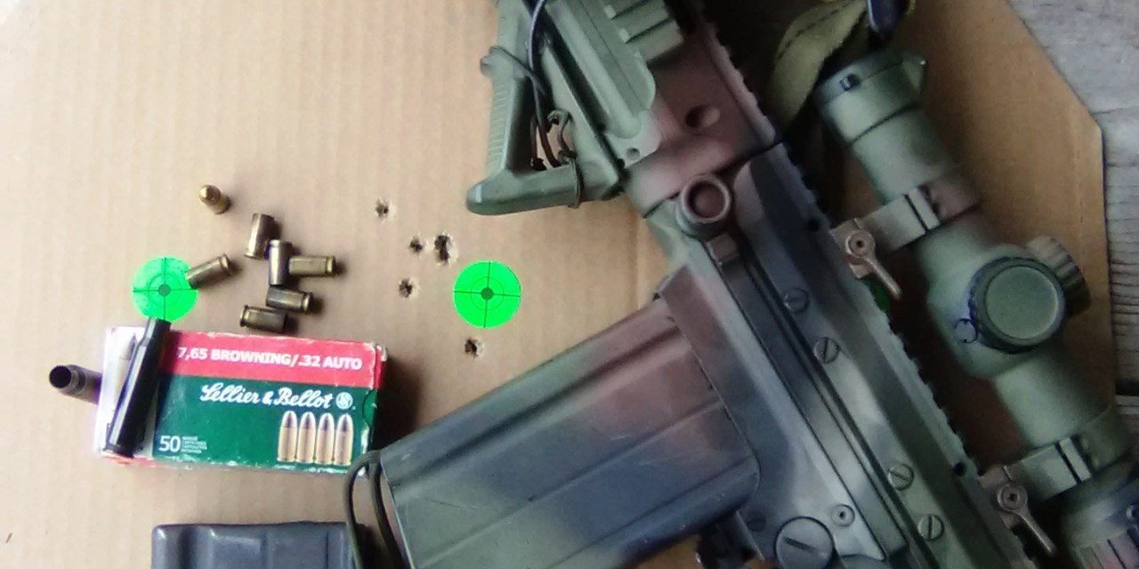 """Adapting To Survive"": Firearms-Part 1, The .308 Winchester to .32ACP Cartridge Adapter"