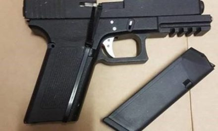 Glock Copy Seized In Queensland