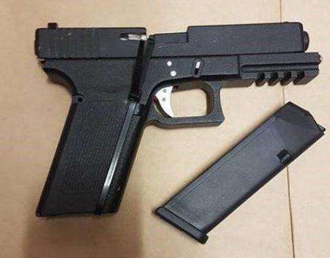 Glock Copy Seized In Queensland